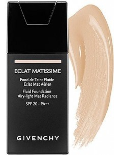 Givenchy Eclat Matissime Mat Fluid Foundation - Honey 30