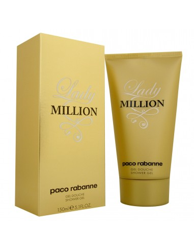 Paco Rabanne Lady Million Shower Gel...