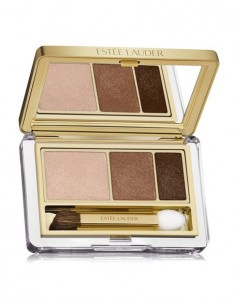 Estee Lauder Pure Color Instant Intense EyeShadow Trio-  Beach Metals