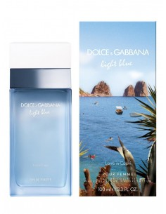 Dolce & Gabbana Light Blue Love In Capri Eau de toilette 100 ml Spray