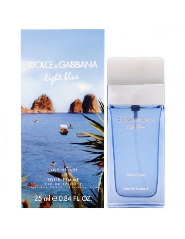 Dolce & Gabbana Light Blue Love In Capri Eau de toilette 25 ml Spray