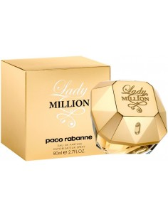 Paco Rabanne Lady Million Eau de parfum 80 ml Spray