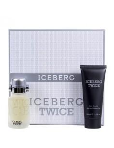 Iceberg Twice Homme Eau de Toilette 75 ml+Shower Gel 100 ml