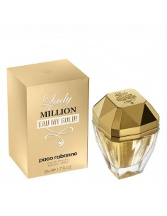 Paco Rabanne Lady Million L'Eau My Gold Eau de toilette 80 ml spray