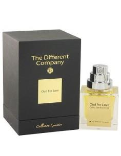 The Different Company Oud For Love Eau de Parfum 50 ml spray