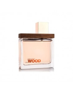 Dsquared She Wood Eau De Parfum 50 ml spray - TESTER