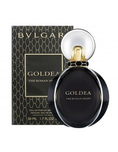 Bulgari Goldea The Roman Night Eau De Parfum Sensuelle 50 ml Spray