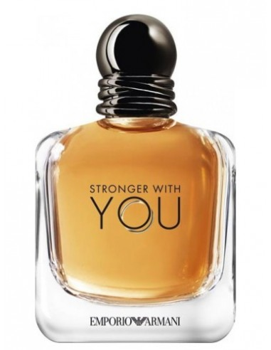 Emporio Armani Stronger With You Eau De Toilette 100 ml Spray - TESTER