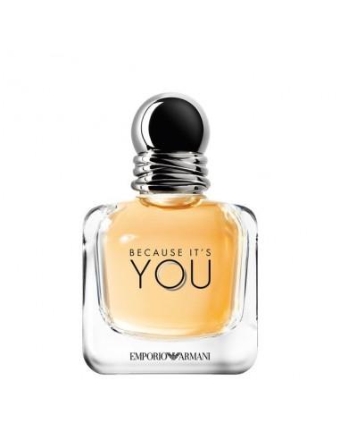 Armani Emporio Because It's You Eau de Parfum 100 ml spray - TESTER