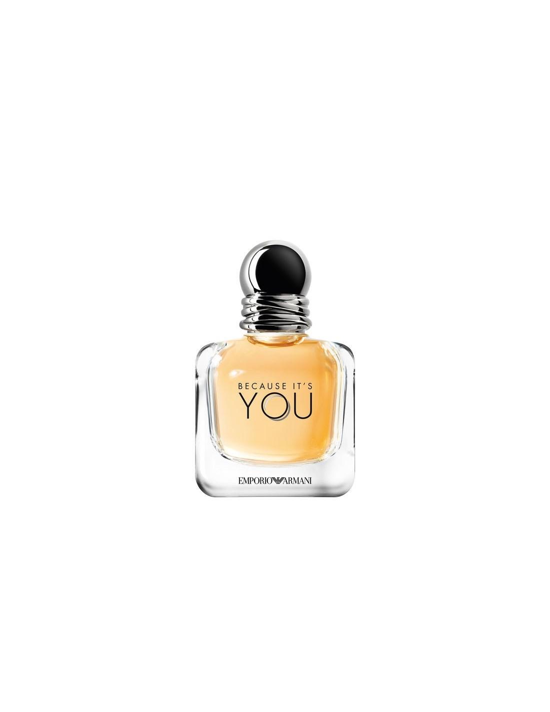 Armani Because Parfum Profumo Donna Eau Emporio It's De You QtrosCxBhd
