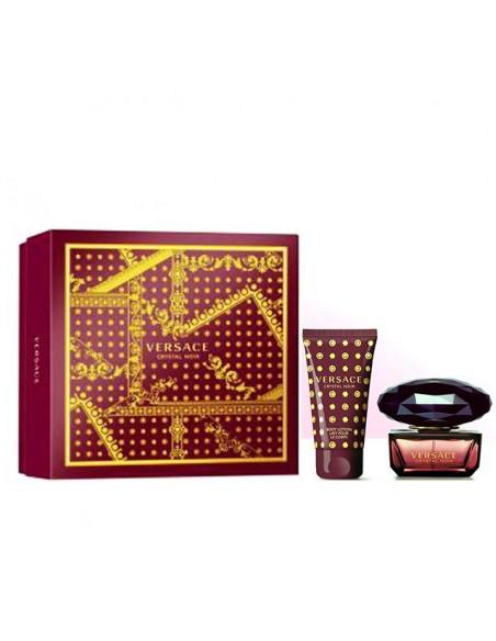 Versace Crystal Noir Set - Eau de Toilette 30 ml + Body Lotion 100 ml