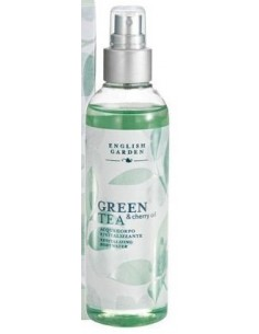 Atkinsons English Garden Green Tea & Cherry Oil Acqua Profumata Corpo 200 ml Spray - TESTER