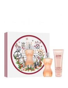 Jean Paul Gaultier Set (Eau De Toilette 50 ml Spray + Body Lotion 75 ml)