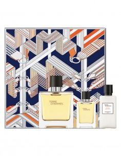 Hermes Terre d'Hermes Gift Set - Eau de Parfum 75 ml spray + Edp 12,5 ml + After Shave 40 ml