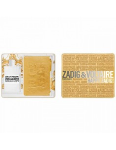 Zadig & Voltaire This is Her Set - Edp 100 ml + Gold Pochette