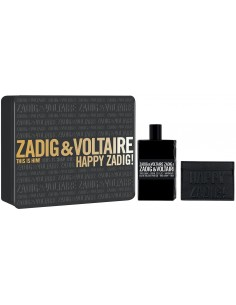 Zadig & Voltaire This is Him Set - Edt 100 ml + Porta Carte di Credito