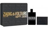 Zadig & Voltaire This is Him Set - Edt 100 ml + Porta Carte di Credito
