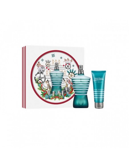 Jean Paul Gaultier Le Male Set - Edt 125 ml + Shower Gel 75 ml