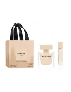 Narciso Rodriguez Narciso Poudree Set  (Eau de parfum 90 ml + Eau de Parfum 10 ml)