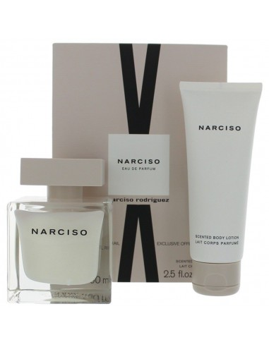 Narciso Rodriguez Narciso Set (Eau de Parfum 90 ml + Body Lotion 75 ml)