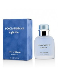 Dolce & Gabbana Light Blue Pour Homme Intense Eau De Parfum 50 ml Spray