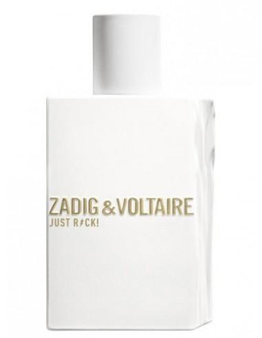 Zadig & Voltaire Just Rock for Her Eau de Parfum 100 ml spray  - TESTER