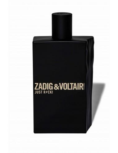 Zadig & Voltaire Just Rock for Him Eau de toilette 100 ml spray - TESTER