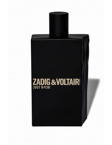 Zadig & Voltaire Just Rock for Him Eau de toilette 100 ml spray - TESTER