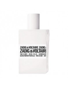 Zadig & Voltaire This is Her! Eau de parfum 30 ml spray