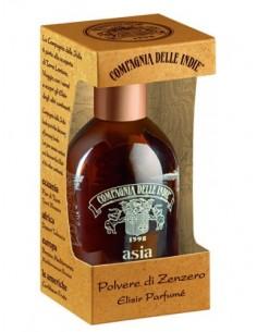 Compagnia Delle Indie I Continenti Asia Polvere Di Zenzero Ginger Dust Eau de Cologne 100 ml Spray - TESTER