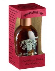 Compagnia Delle Indie I Continenti Le Americhe Caribbean Fruits Eau de Cologne 100 ml Spray - TESTER