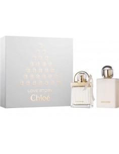 Chloe' Love Story Set (Edp 75 ml Spray+Body Lotion 100 ml+Miniatura Edp 5 ml)