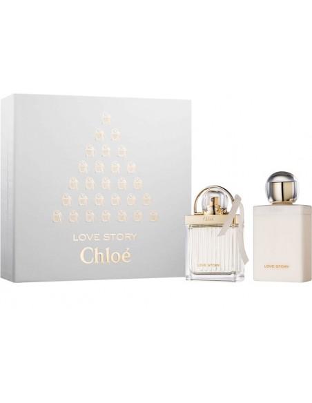 Chloe' Love Story Set - Eau de parfum 50 ml + Body Lotion 100 ml