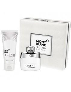 Mont Blanc Legend Spirit Eau de Toilette 50 ml + Shower Gel 100 ml - set