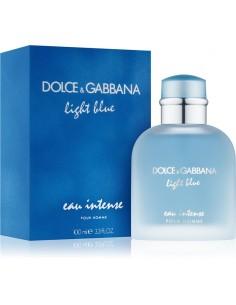 Dolce & Gabbana Light Blue Eau Intense Pour Homme Eau de Parfum 100 ml Spray