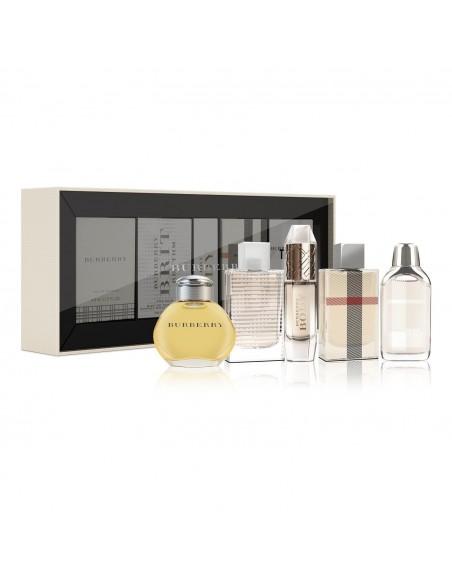 Burberry Miniature For Woman Eau de Parfum 5 x 4.5 ml