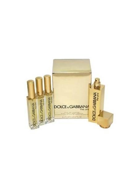 Dolce & Gabbana The One Eau de Parfum Set Miniature da borsa 4 x 11 ml