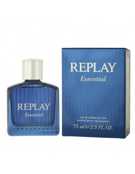 Replay Essential for Him Eau de toilette 75 ml spray