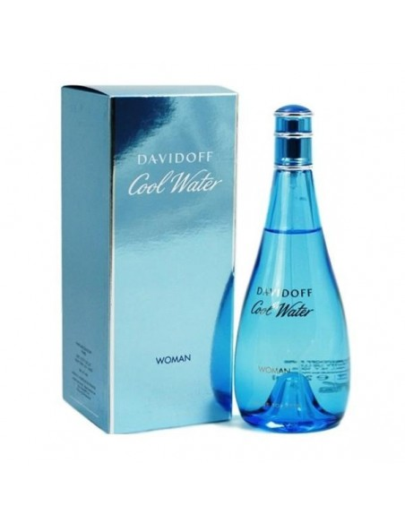 Davidoff Cool Water Woman Eau de Toilette 200 ml spray