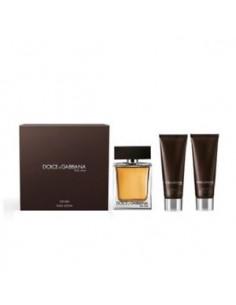 Dolce & Gabbana The One for Men Eau de toilette 100+ After Shave Balm 50 ml + Shower Gel