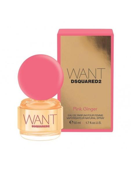 Dsquared2 Want Pink Ginger Eau de Parfum 30 ml spray