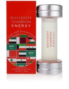 Davidoff Champion Energy Eau de toilette 90 ml spray - Tester