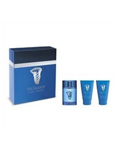Trussardi A Way For Him Eau de Toilette 30 ml+ SG 30 ml +ASB 30 ml