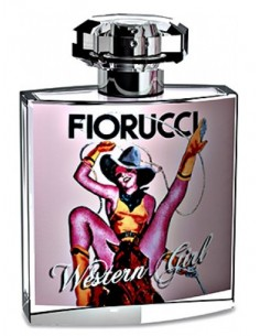 Fiorucci Western Girl Eau De Toilette 100 ml Spray