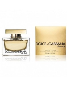 Dolce & Gabbana The One Eau de Parfum 75 ml spray