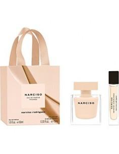 Narciso Rodriguez Poudree Shopping Bag Eau de Parfum 50 ml + Hair Mist 10 ml