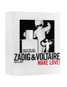 Zadig & Voltaire Just Rock for Her Cofanetto Eau de Parfum 300 ml spray + Rock Angel