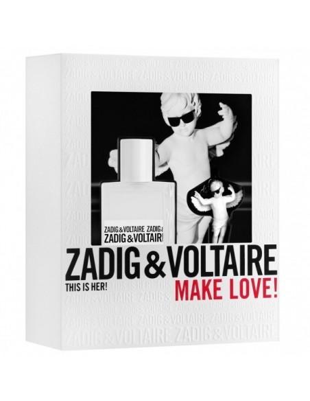 Zadig & Voltaire This is Her Cofanetto Eau de Parfum 30 ml spray + Rock Angel