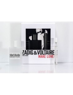 Zadig & Voltaire This is Her Eau Cofanetto de Parfum 50 ml spray + Eau de Parfum 10 ml