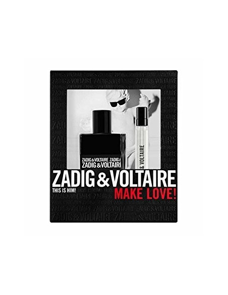Zadig & Voltaire This is Him Cofanetto Eau de Toilette 50 ml spray + Eau de toilette 10 ml